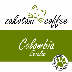zakotani.pl coffee Colombia Excelso