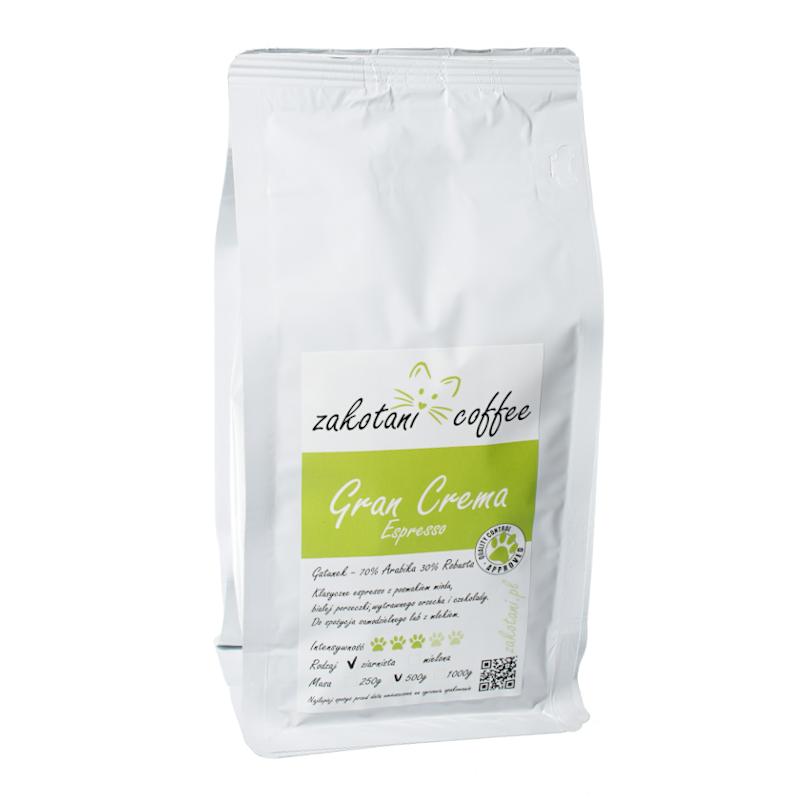 zakotani.pl coffee Gran Crema Espresso