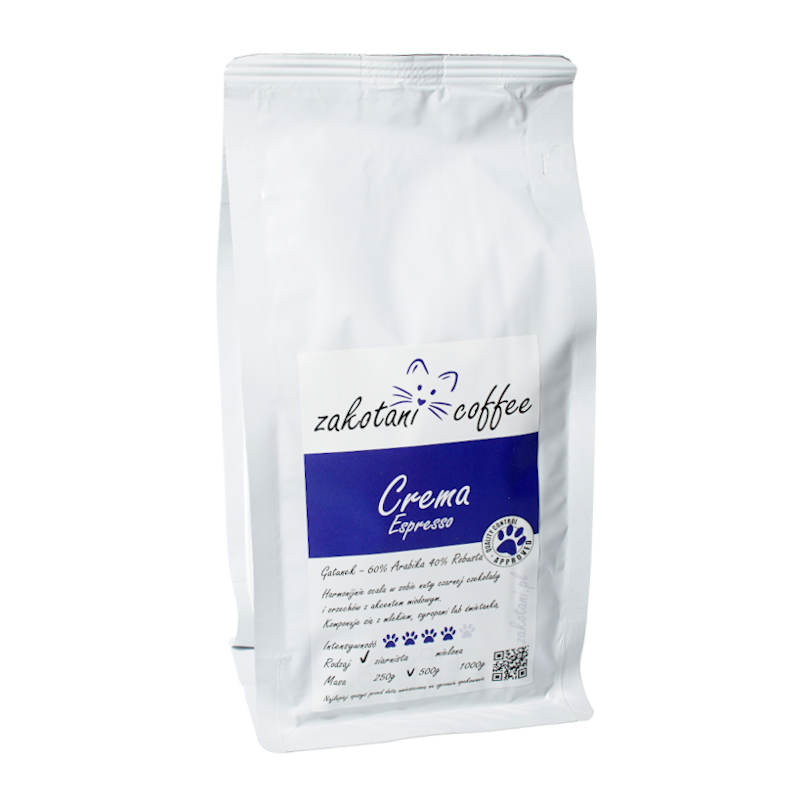 zakotani.pl coffee Crema Espresso